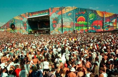 Woodstock 19 Worst Things About Woodstock 99 Rolling Stone