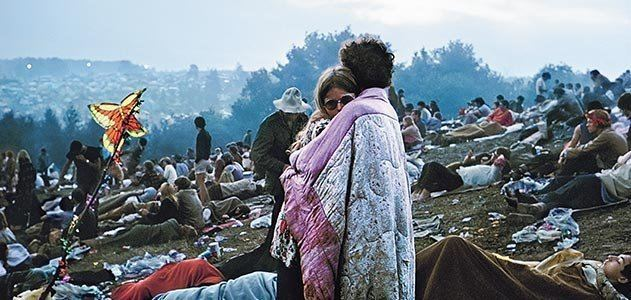 Woodstock A Woodstock Moment 40 Years Later Arts Culture Smithsonian