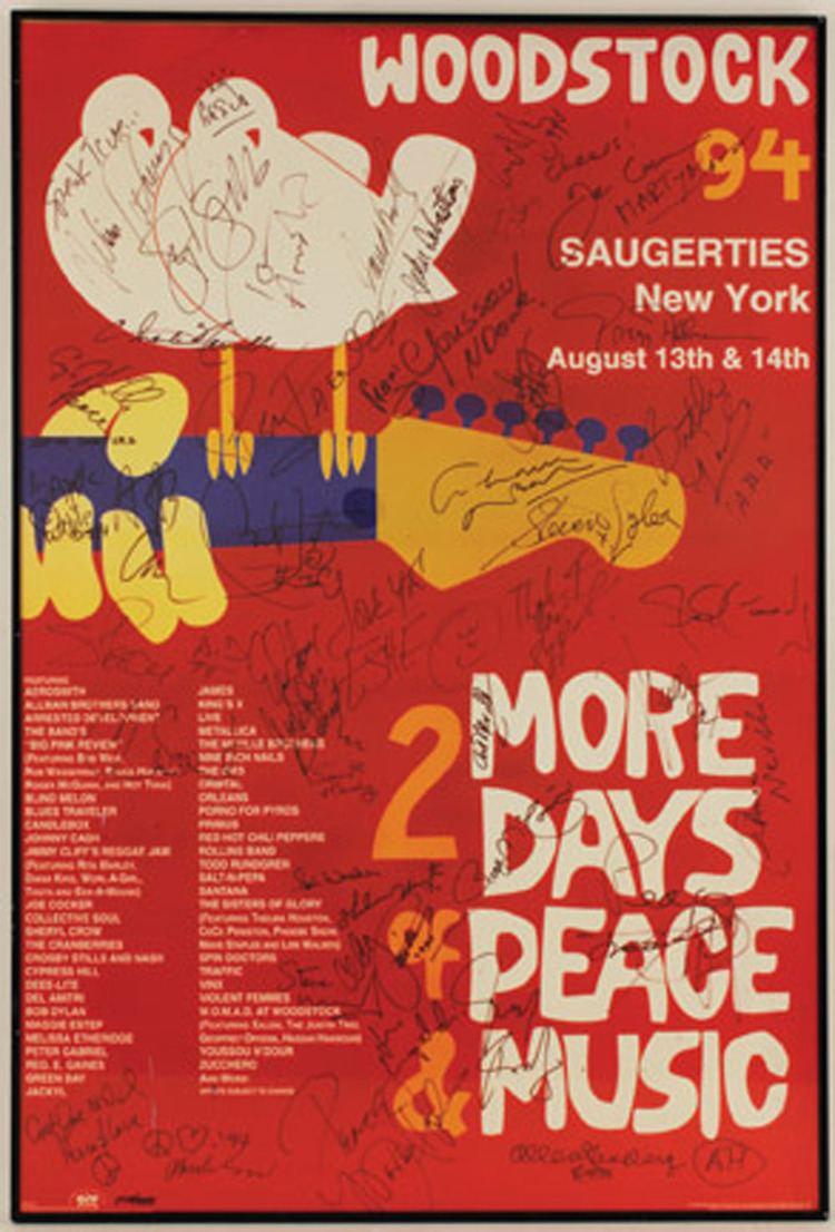 Woodstock '94 - Alchetron, The Free Social Encyclopedia