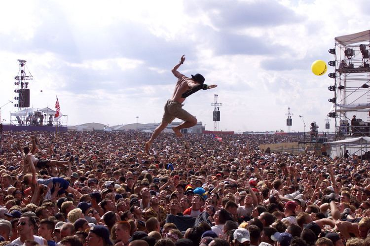 Woodstock '99 - Alchetron, The Free Social Encyclopedia