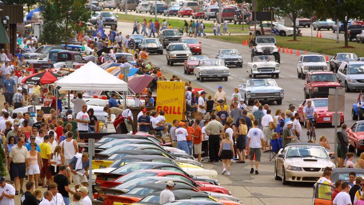 Woodward Dream Cruise Woodward Dream Cruise News and Information Autoblog