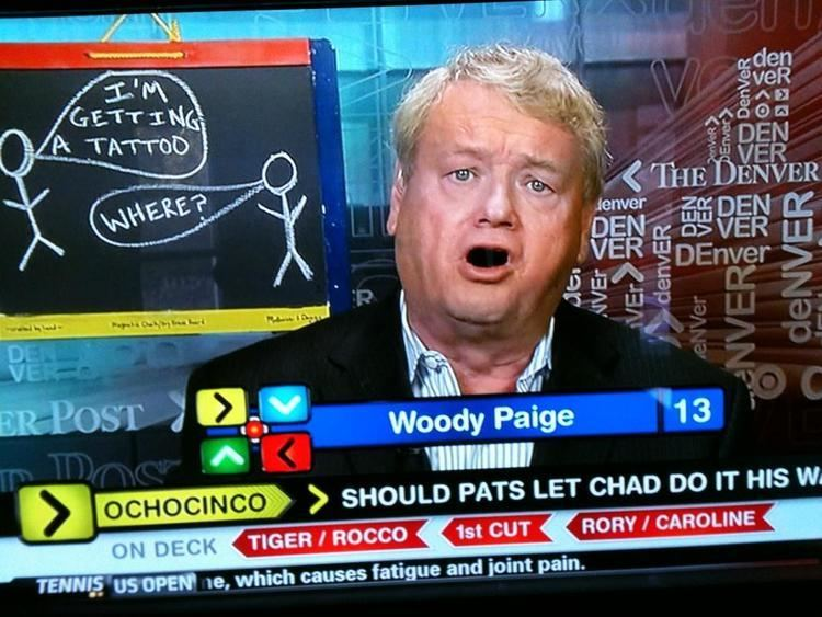 Woody Paige ESPN39s Woody Paige is beyond horrible The Boston Jam