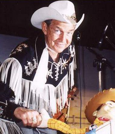 Woody Paul Woody Paul of Riders in the Sky honored remember seeing