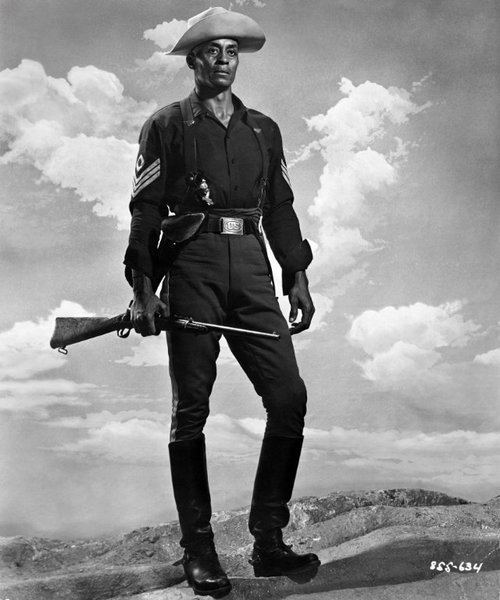 Woody Strode Black History Every Day Woody Strode