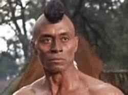 Woody Strode Mojo Friday Woody Strode Edition