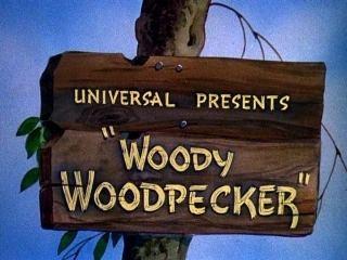 Woody Woodpecker (1941 film) movie poster