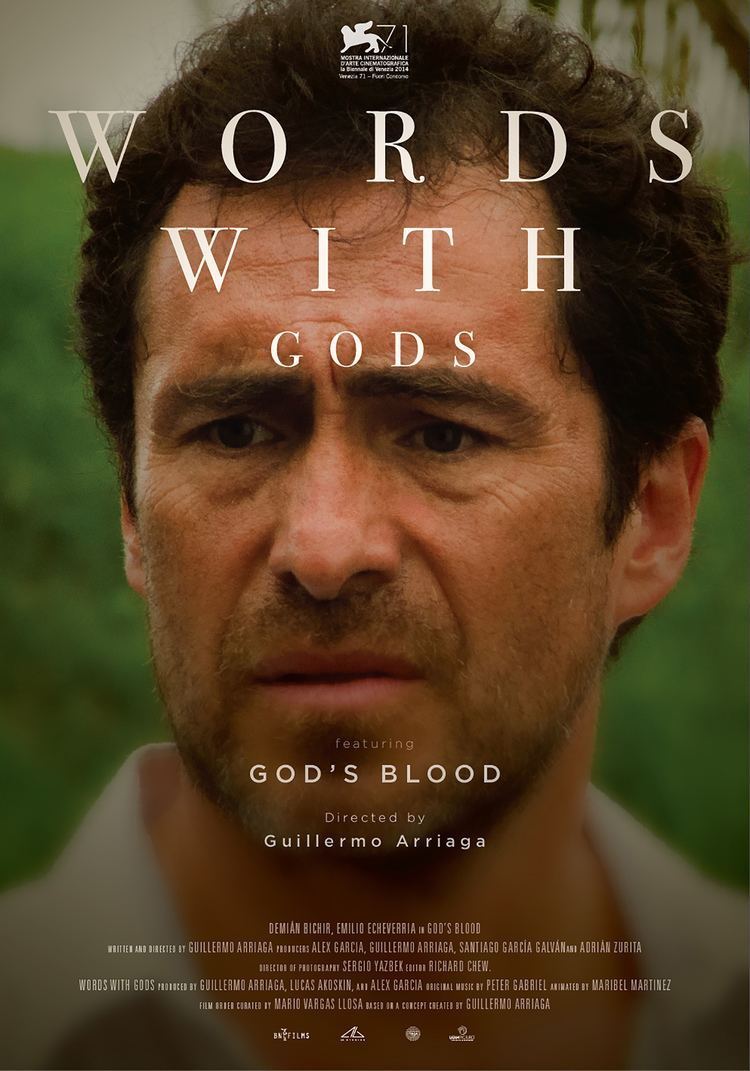 Exclusive Posters For WORDS WITH GODS Tease New Work By Alex De La