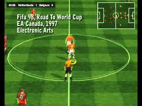 ea sports world cup 98