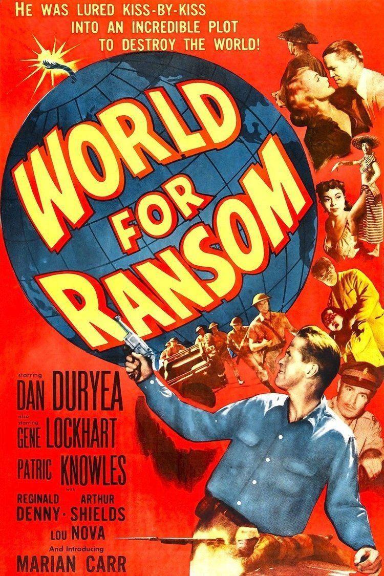 World for Ransom wwwgstaticcomtvthumbmovieposters2837p2837p