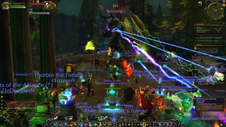 World of Warcraft Revisiting the World of Warcraft nine years after I left Ars Technica