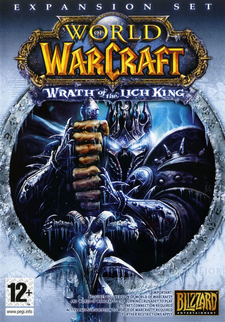 World of Warcraft: Wrath of the Lich King - Alchetron, the