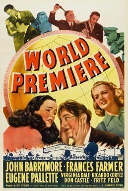 World Premiere (film) movie poster