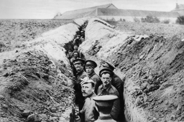 World War I 100 years since World War I Could it happen again today MSNBC