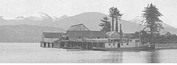 Wrangell, Alaska in the past, History of Wrangell, Alaska