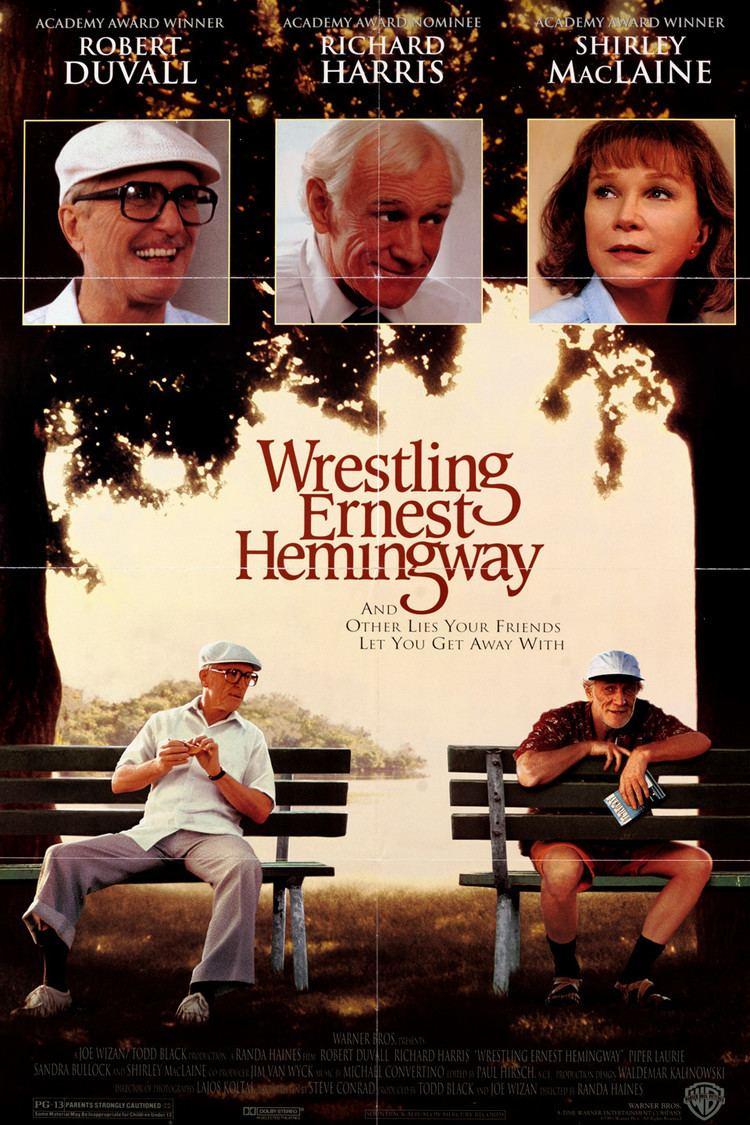 Wrestling Ernest Hemingway wwwgstaticcomtvthumbmovieposters15249p15249