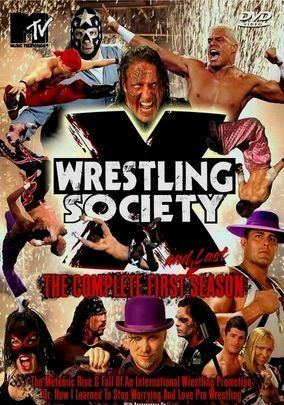 Wrestling Society X Wrestling Society X The Complete First and Last 2006 for Rent