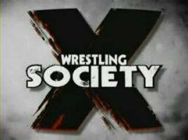 Wrestling Society X Wrestling Society X Wikipedia