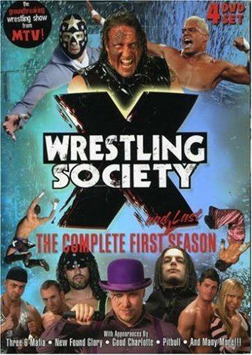 Wrestling Society X Amazoncom Wrestling Society X Season 1 na Movies TV