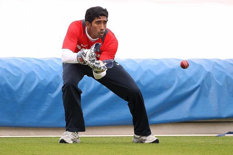 Wriddhiman Saha (Cricketer) in the past