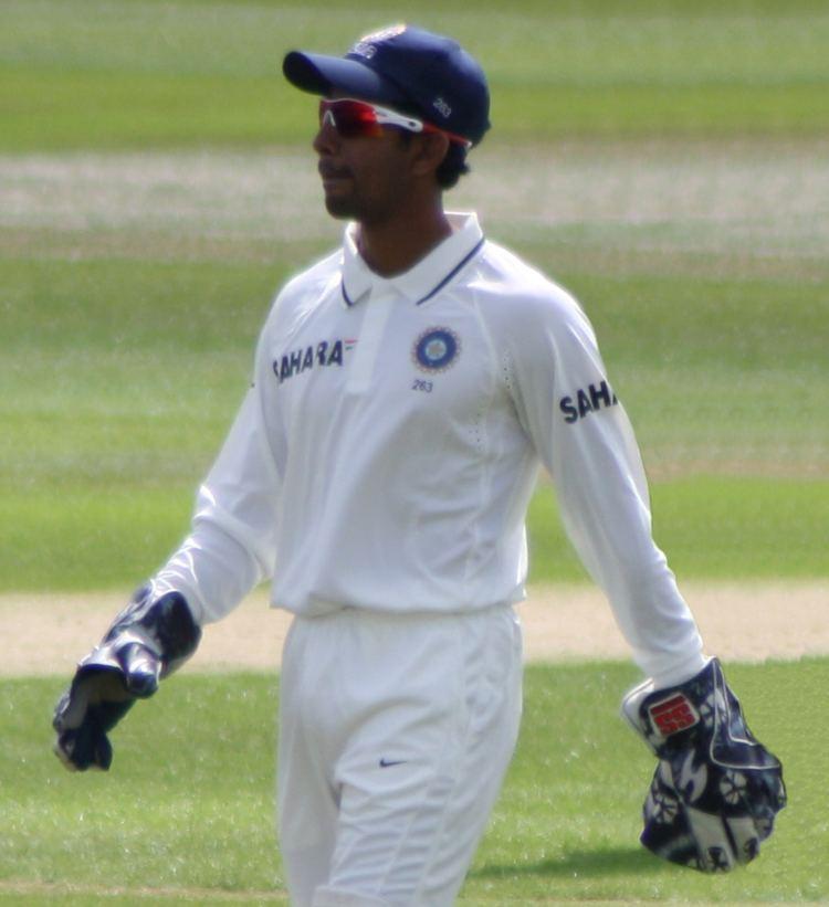 Wriddhiman Saha (Cricketer)