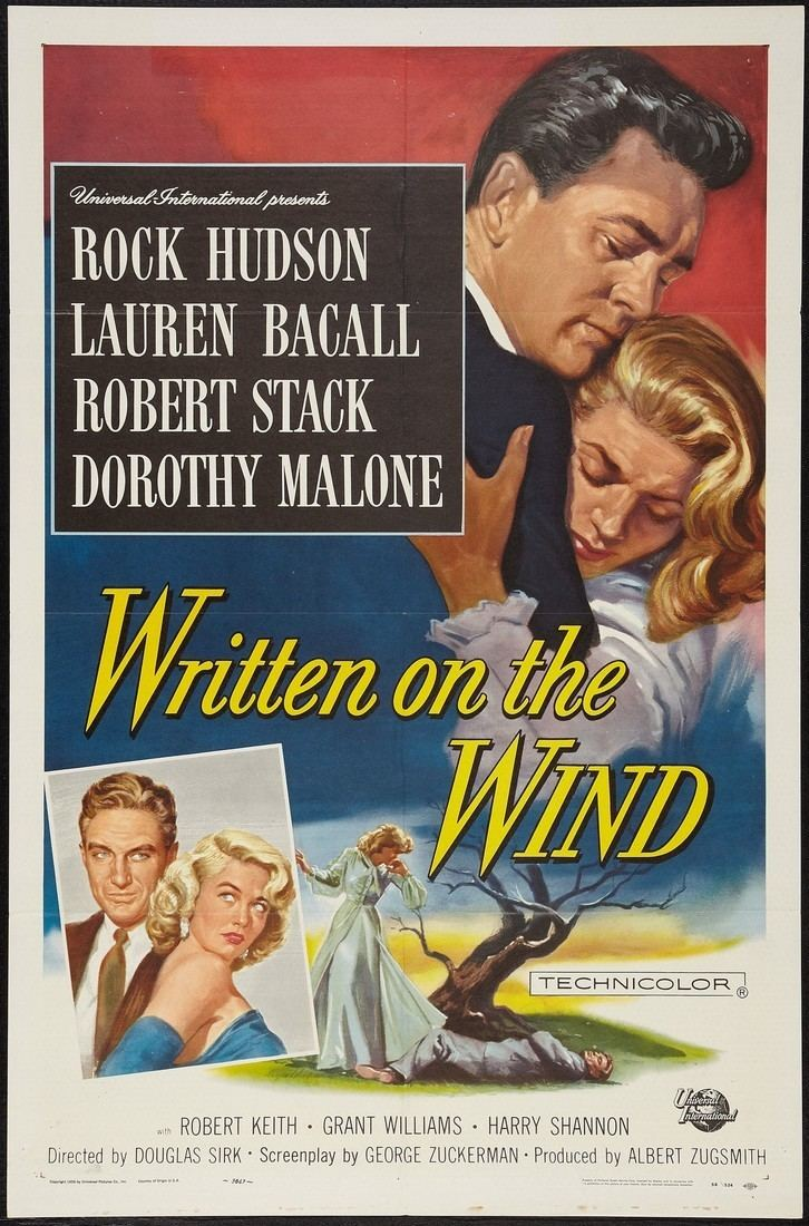Written on the Wind Written on the Wind Wikipedia