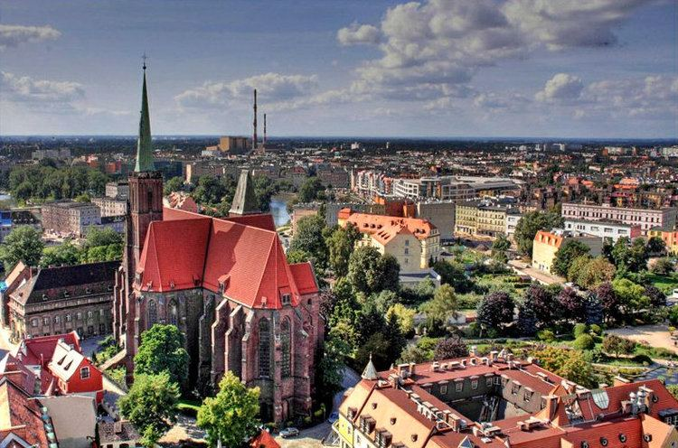 Wroclaw Tourist places in Wroclaw