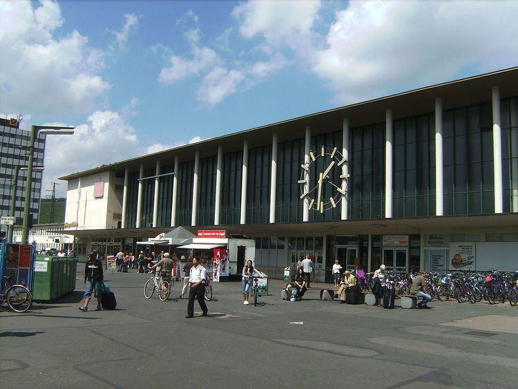 Würzburg Hauptbahnhof