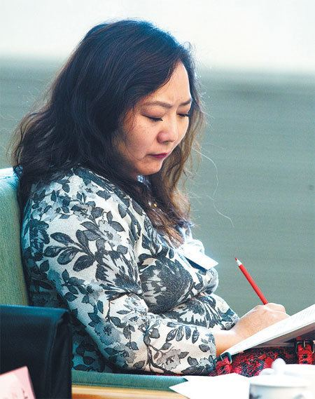 Wu Yajun Divorce pushes female tycoon from top spot Chinaorgcn