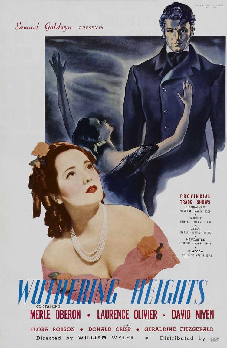 Wuthering Heights (1939 film) Wuthering Heights 1939