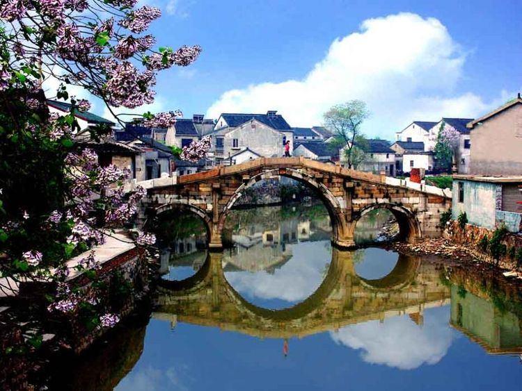 Wuxi Beautiful Landscapes of Wuxi