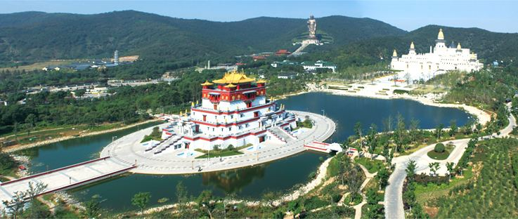 Wuxi Tourist places in Wuxi