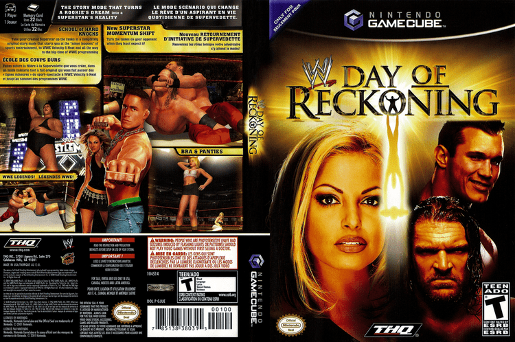 WWE Day of Reckoning - Alchetron, The Free Social Encyclopedia