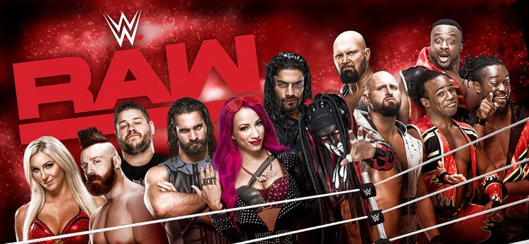 Image result for WWE RAW pic
