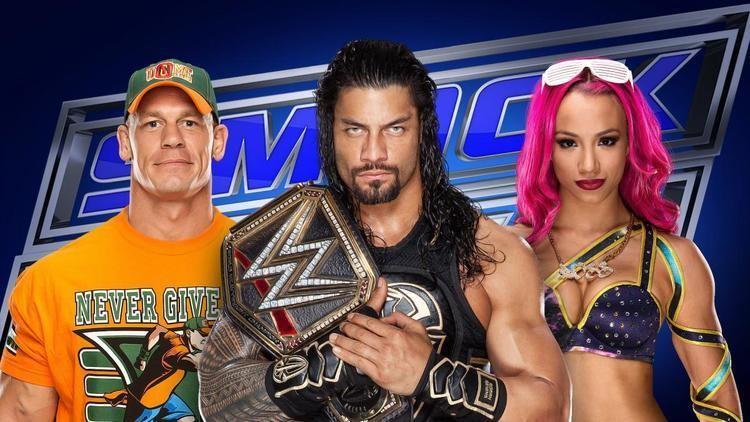WWE SmackDown - Alchetron, The Free Social Encyclopedia
