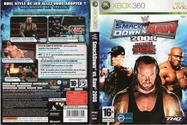 wwe raw 2008 pc game download