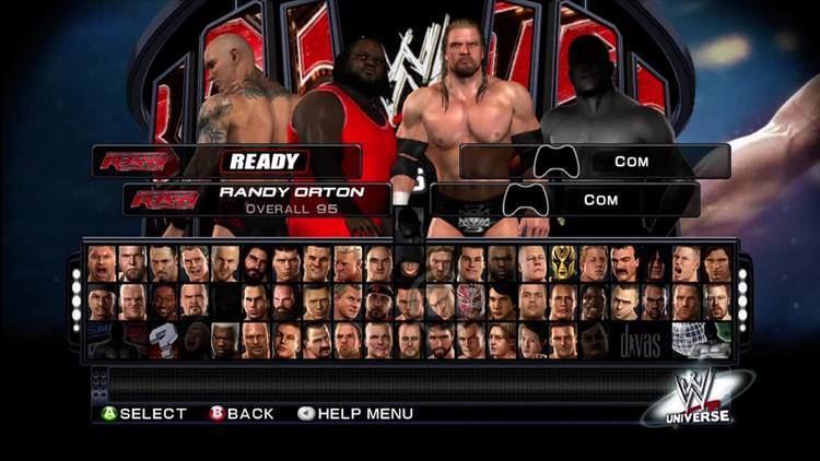 Wwe Smackdown Vs Raw 2011 Alchetron The Free Social Encyclopedia