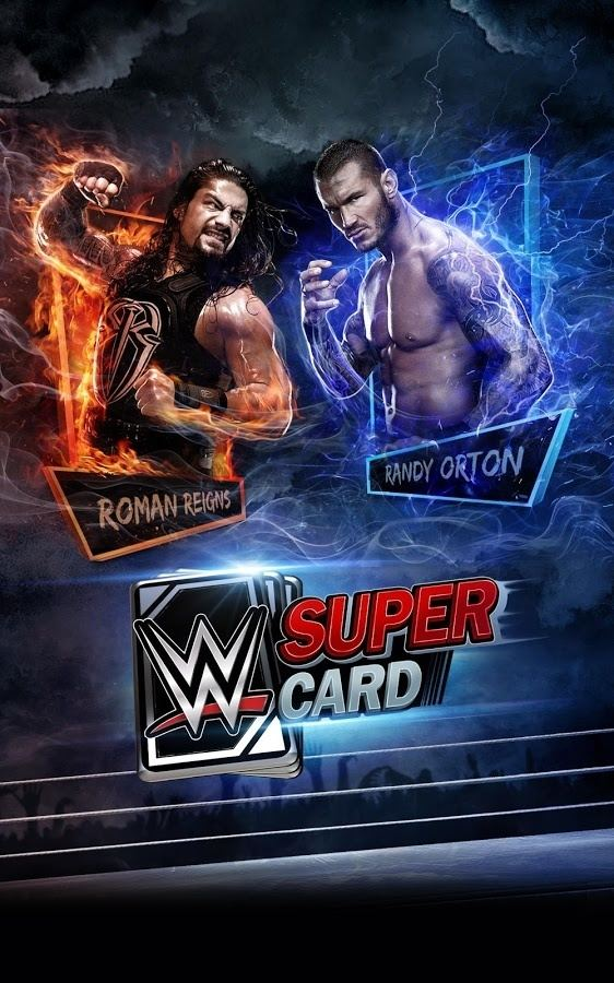 WWE SuperCard WWE SuperCard Android Apps on Google Play