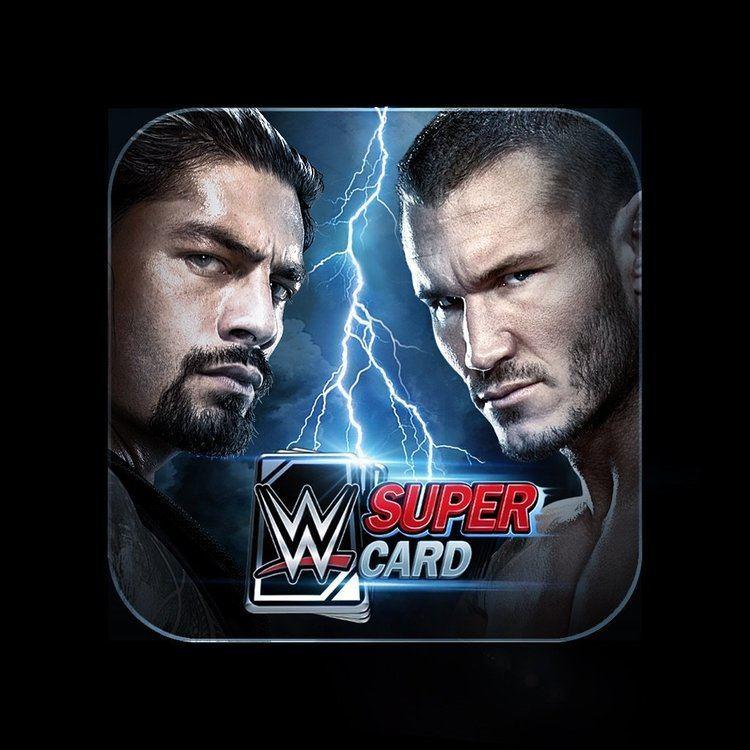 WWE SuperCard WWE SuperCard WWESuperCard Twitter