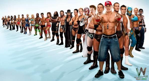 WWE Superstars Top 10 Best WWE Superstars 2015
