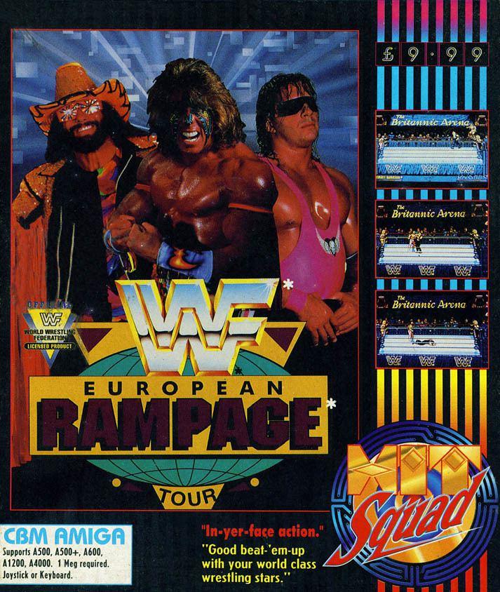 WWF European Rampage Tour - Alchetron, the free social