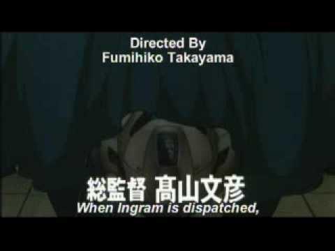 WXIII: Patlabor the Movie 3 WXIII Patlabor the Movie 3 Trailer YouTube