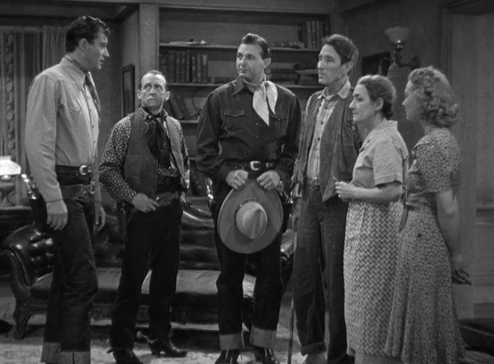 Wyoming Outlaw 1939 George Sherman John Wayne Ray Corrigan