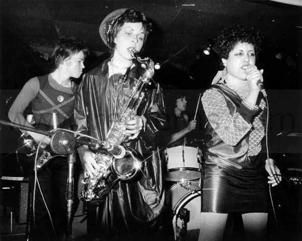 X-Ray Spex X Ray Spex A Punk Rock History of Poly Styrene and band