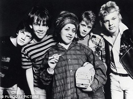 X-Ray Spex Punk star Poly Styrene of XRay Spex dies aged 53 after cancer