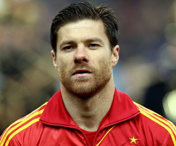 Xabi Alonso EXCLUSIVE Race for Real Madrid star Xabi Alonso heating