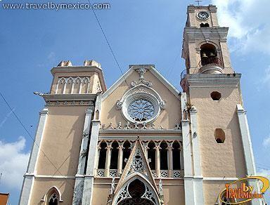 Xalapa Cathedral wwwtravelbymexicocomveraatrvera5947DXJjpg