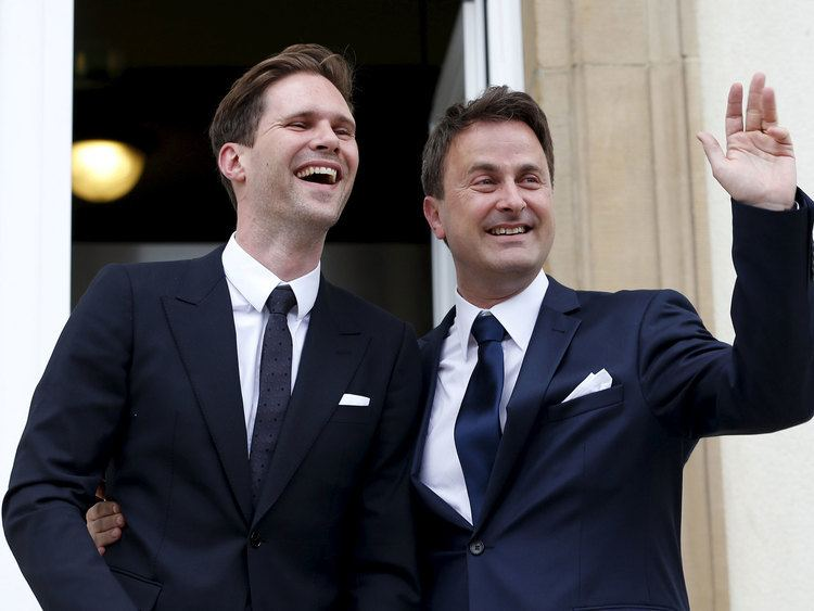 Xavier Bettel Prime Minister of Luxembourg Xavier Bettel is first serving EU