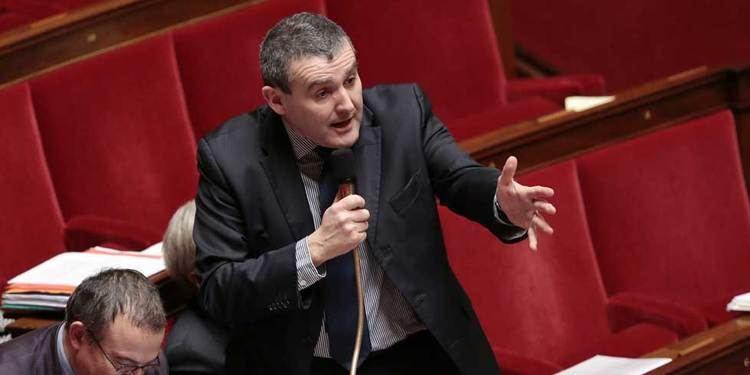Xavier Breton Mariage gay le dput UMP Xavier Breton fait le coup du trouple