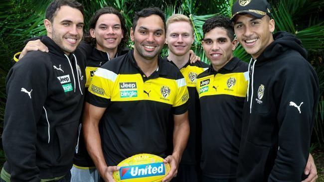 Xavier Clarke Indigenous Round Xavier Clarkes quest to become an AFL senior