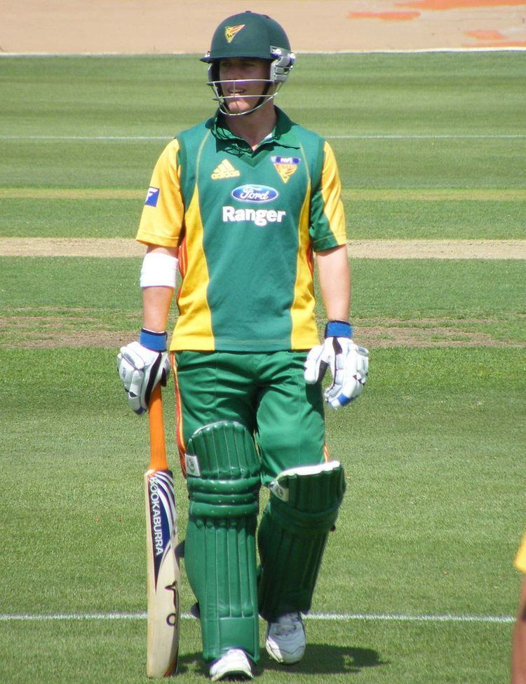 Xavier Doherty (Cricketer)